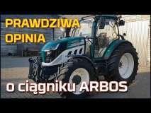 Embedded thumbnail for Prawdziwa opinia rolnika o ciągniku Arbos 5130 | Traktor | Nowy nabytek | Test