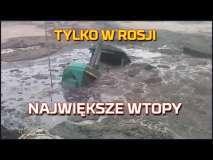 Embedded thumbnail for NAJWIĘKSZE WTOPY tylko w Rosji TRAKTORAMI Śmieszne filmiki
