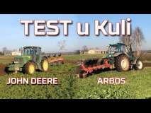 Embedded thumbnail for TEST u Kuli z Korbankiem LIVE Orka z pługiem|John Deere vs Arbos|6620 vs 5130 Advanced