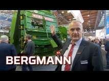 Embedded thumbnail for Bergmann FULL LINE na Agritechnica Przyczepa | Rozrzutnik obornika | Hannover | Korbanek