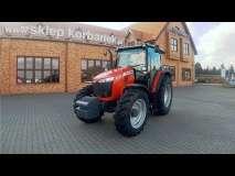 Embedded thumbnail for Najchętniej kupowany ciągnik Massey Ferguson-ostatni taki traktor od Korbanka