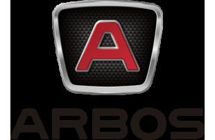 Logo marki traktorów Arbos