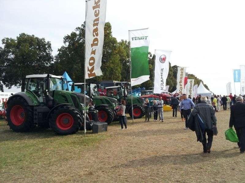 korbanek barzkowice 2015 wystawa rolnicza