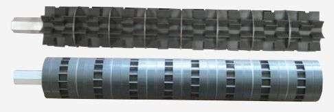 Wkłady bębenków dozujących, stosowane w zależności od rodzaju materiału siewnego w siewnikach poplonów AGRISEM DS Korbanek.pl