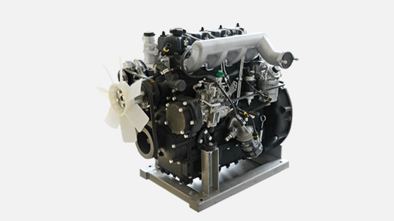 Silnik ciągnika Arbos 3055
