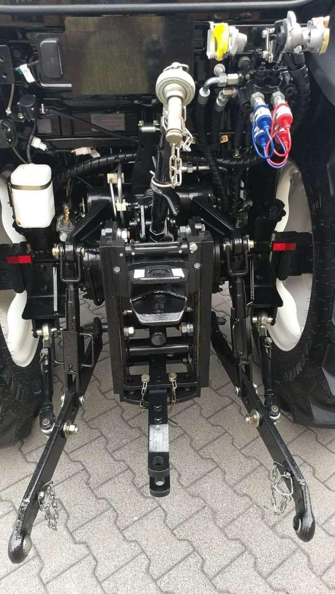 Podajnik pochyły w kombajnie Rostselmash Vector 425