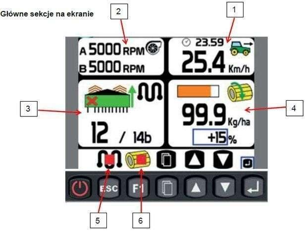 Funkcje kontrolera elektronicznego