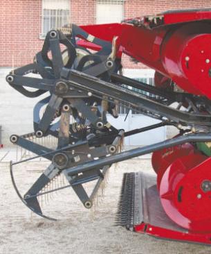 Capello Grain System złożone z boku