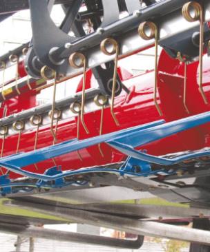 Capello Grain System wzmocnione mocowanie palców nagarniacza