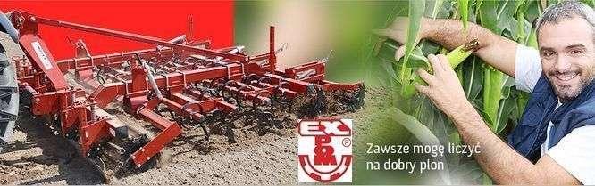 Maszyny rolnicze Expom gwarantem dobrego plonu