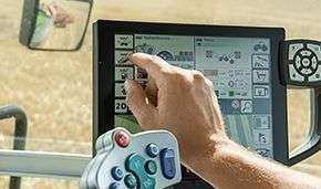 Ciągnik rolniczy Fendt 1000 Vario S4 to więcej technologii.