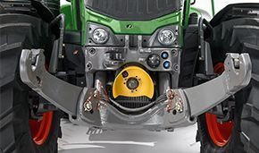 Ciągnik rolniczy Fendt 300 Vario S4