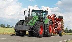 Ciągnik rolniczy Fendt 900 Vario S4