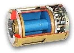 Chłodzone sprzęgło zapewniające optymalne przenoszenie mocy w przystawkach Kemper