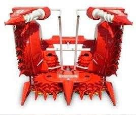 Przystawka Kemper 445 z zewnętrznymi rotorami tnącymi składanymi hydraulicznie okazja od firmy Korbanek