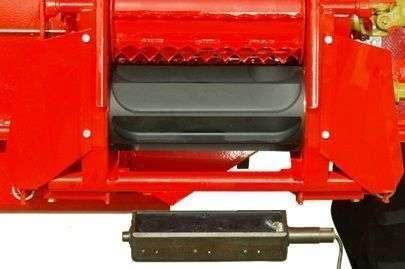 opcjonalne wyposażenie sieczkarni Kemper C 2200 - wykrywacz metalu w walcu wstępnego zgniotu