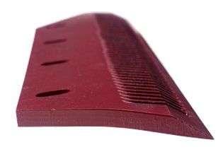 Noże tnące z elementem ciernym na kole wyposażenie sieczkarni C 2200 marki Kemper
