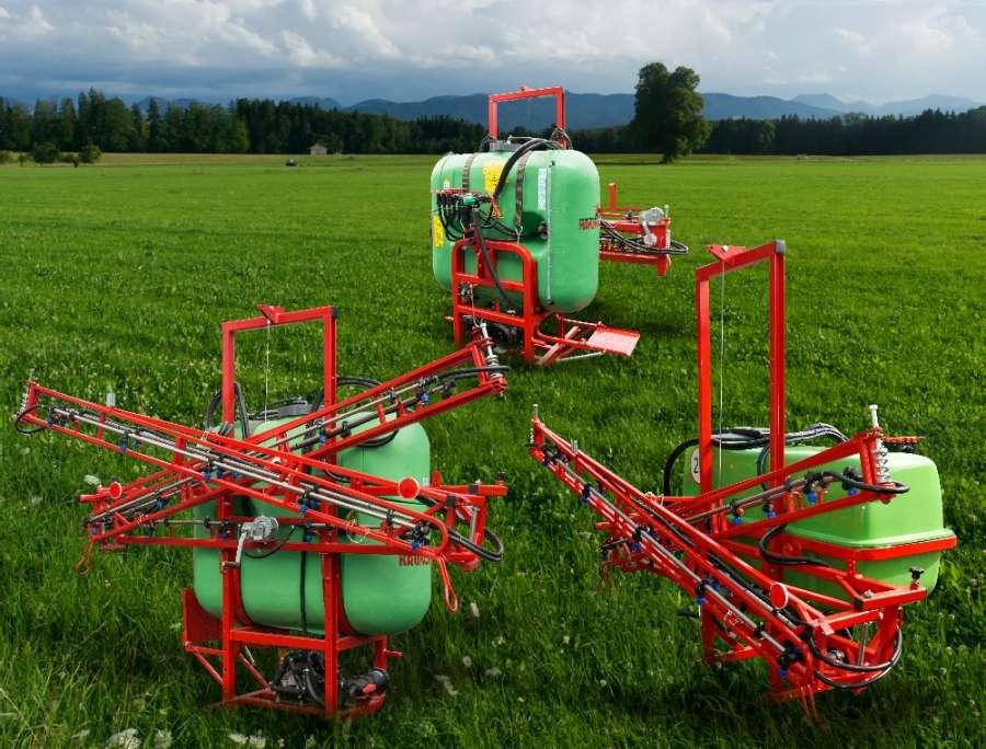 Opryskiwacze zawieszane rolnicze OPTIMAL 400 litrów