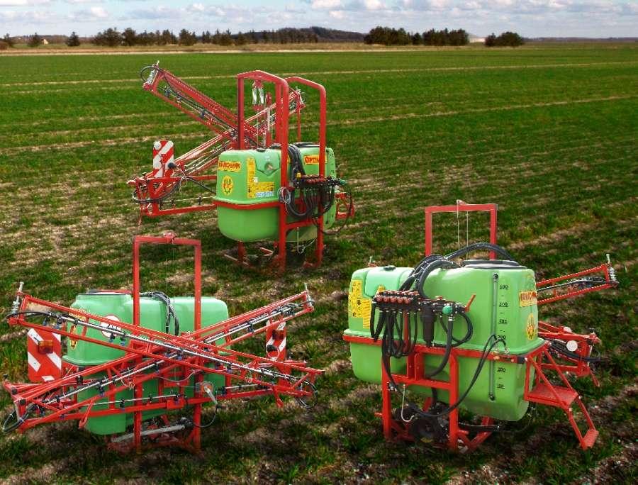Opryskiwacze zawieszane rolnicze OPTIMAL 600 litrów
