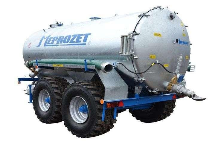 Wóz asenizacyjny Meprozet PN 1/12 12 tyś litrów