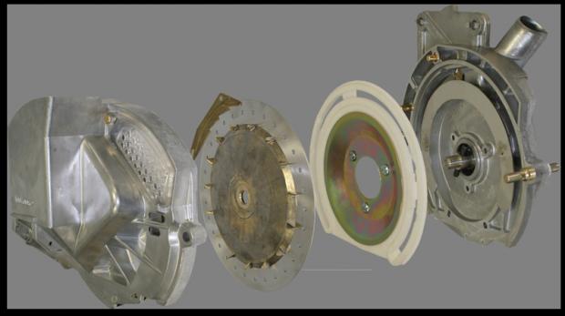 Precyzyjny aparat rozdzielający ziarno MONOSEM