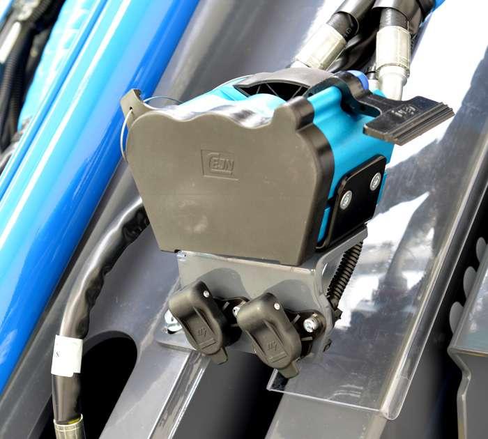 Multione seria 6 multizłącze do hydrauliki