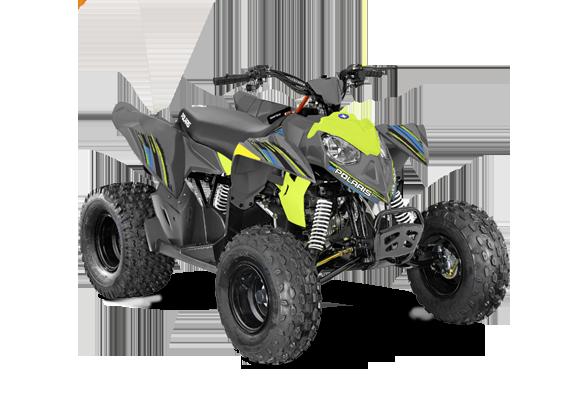 Quad OUTLAW 110 - pojazd spalinowy dla dzieci