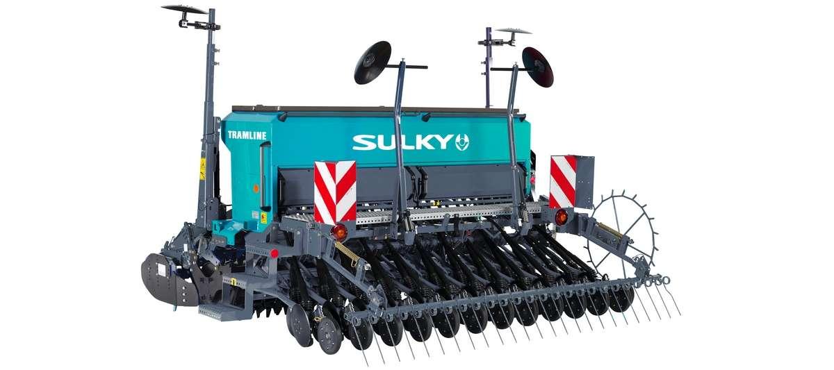 Siewnik zbożowy mechaniczny SULKY TRAMLINE CX