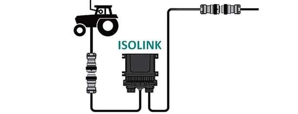 Moduł konwerter Sulky ISOLINK ISOBUS