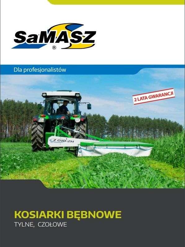 Kosiarki bębnowe firmy SAMASZ Białystok
