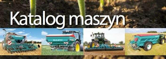 Katalog maszyn rolniczych Sulky