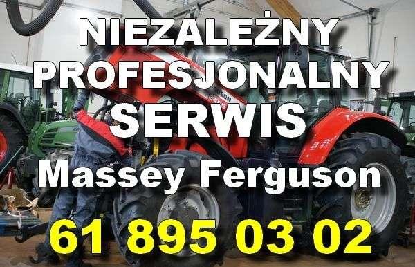 serwis profesjonalny i nezależny w firmie korbanek Massey Ferguson