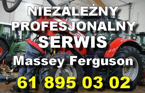 pogwarancyjna obsługa serwisowa niezależny profesjonalny serwis Massey Ferguson www korbanek