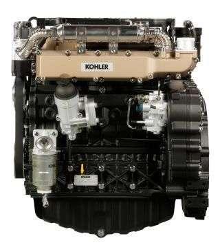 Silnik KOHLER 3404 TCR SCR - od 110 do 136 KM