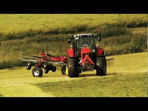Embedded thumbnail for Zgrabiarki karuzelowe FELLA TS 880 PRO półzawieszane w pracy na polu: AKCJA!