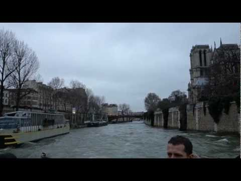 Embedded thumbnail for Bateaux Parisiens Rejs po Sekwanie w Paryżu