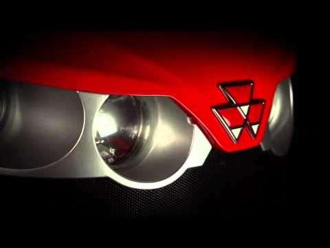 Embedded thumbnail for MF 5600 Massey Ferguson 5600 nowa seria 85-105 KM! Nowość 2012!!!!