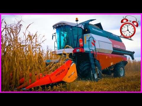 Embedded thumbnail for W żniwa czas jest najważniejszy Kukurydza 2020