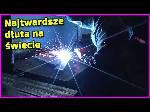 Embedded thumbnail for Najtwardsze dłuta na ŚWIECIE Agricarb z węglikiem wolframu !