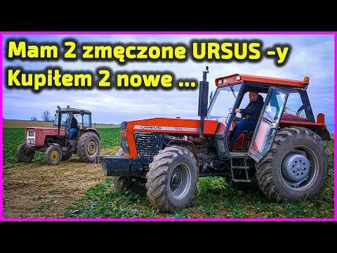 Embedded thumbnail for Ma 2 Ursusy Sprawdzał ciągnik New Holland 200 KM Kupił 2 Arbosy Czy teraz żałuje?