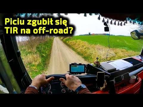 Embedded thumbnail for Piciu na off-road Czy się zgubił z nowym nabytkiem?