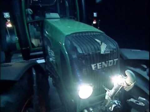 Embedded thumbnail for Ciągniki FENDT 700 i 800 VARIO TMS i VARIOTRONIC Ti FAST TRACTORS