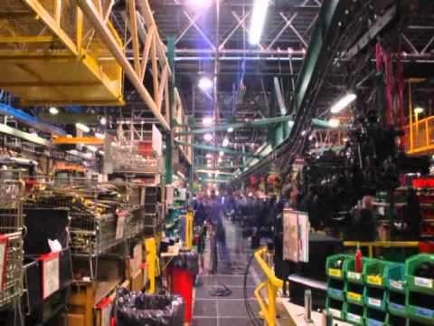 Embedded thumbnail for Fabryka ciągników MASSEY FERGUSON (AGCO), czyli jak powstaje ciągnik? Usine AGCO a Beauvais.
