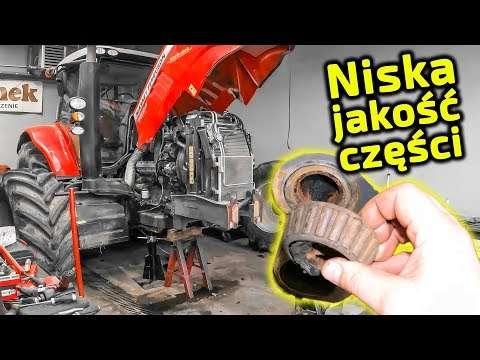 Embedded thumbnail for NISKIEJ JAKOŚCI oryginalne części MF 7624