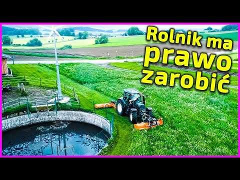Embedded thumbnail for Rolnik ma prawo zarobić  skorzystać z DOTACJI na działalność pozarolniczą np. usługi komunalne