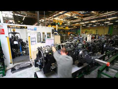 Embedded thumbnail for Z wizytą w fabryce ciągników MASSEY FERGUSON (Beauvais k. Paryża)