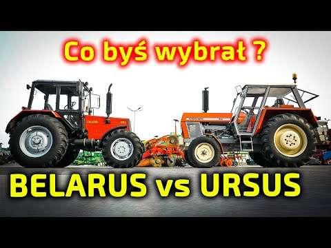Embedded thumbnail for Belarus 952 czy Ursus 902 ? Co byś wolał ?