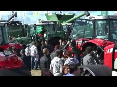 Embedded thumbnail for Agro Show 2012 Bednary stoisko KORBANEK