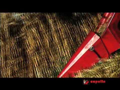Embedded thumbnail for HEDER Hedery CAPELLO przyrządy żniwne do kombajnów zbożowych