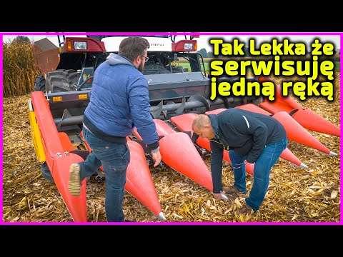 Embedded thumbnail for Lekka przystawka do kukurydzy Serwisuję jedną ręką